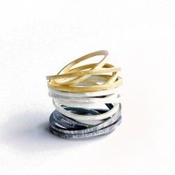 Silver ATW ring
