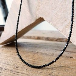 Spinels necklace